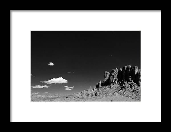 Landscape Framed Print featuring the photograph Light And Shadow by Joanne Riske