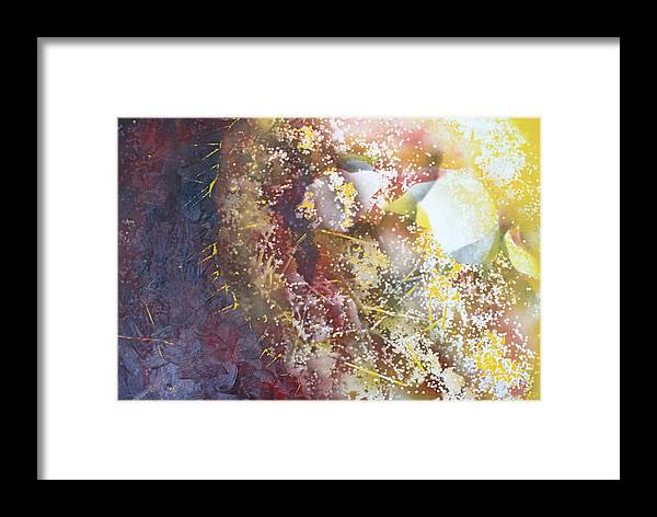 Spriteual Framed Print featuring the painting Light In The Fermement by Roy Woods