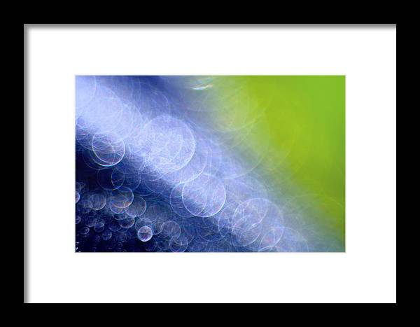 Light Framed Print featuring the photograph Light by Silke Magino