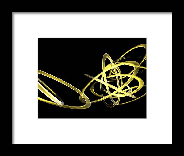 Yellow Framed Print featuring the photograph Light Yellow by Scott Piers