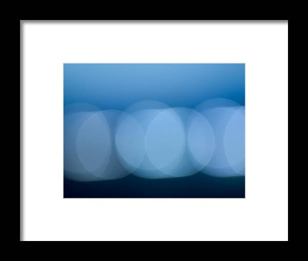 Light Framed Print featuring the photograph Lights by Felix M Cobos