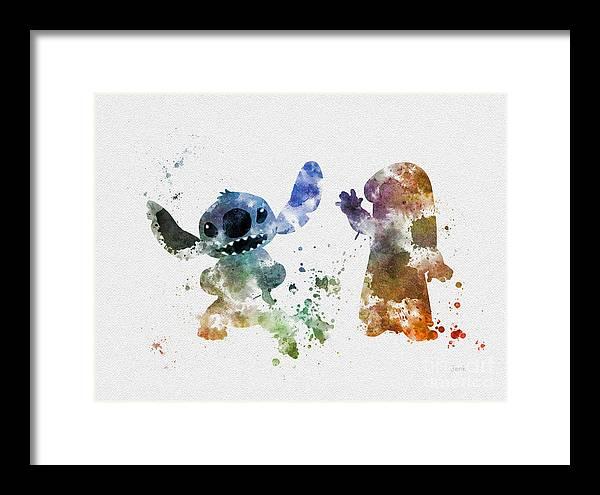Lilo and Stitch by My Inspiration