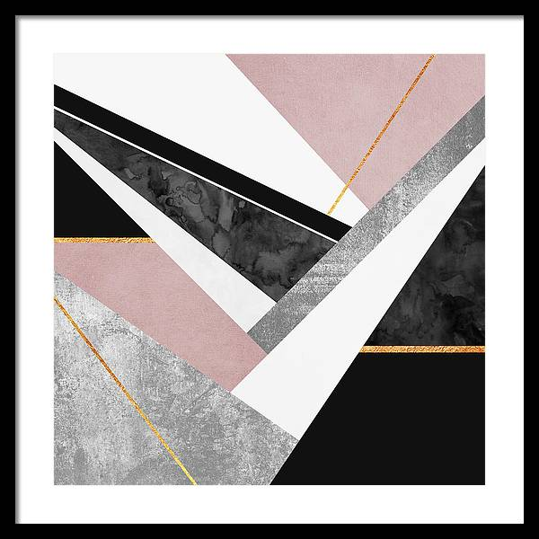 Lines and Layers by Elisabeth Fredriksson