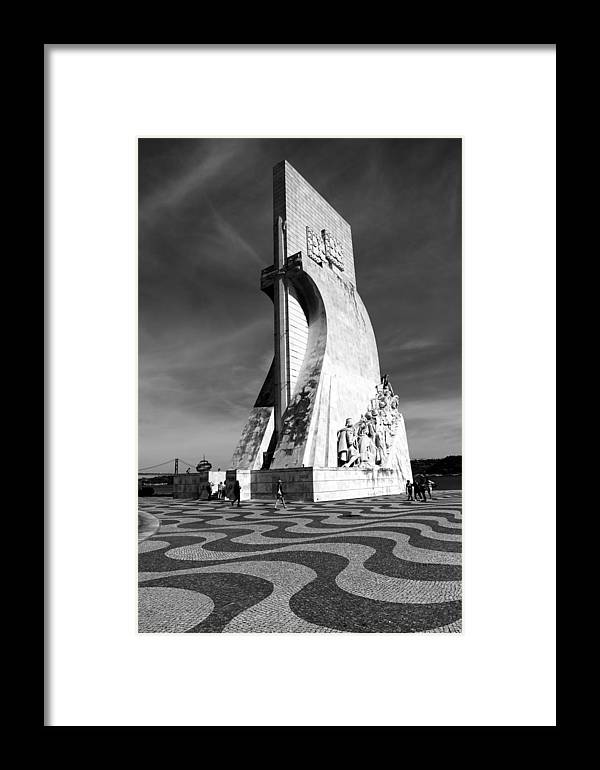 Lisbon Framed Print featuring the photograph Lisbon 13b by Andrew Fare