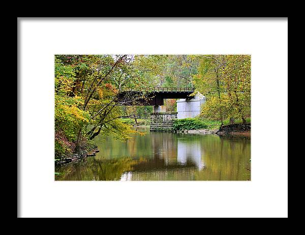 Lock 29 Framed Print featuring the photograph Lock 29 by Kristin Elmquist