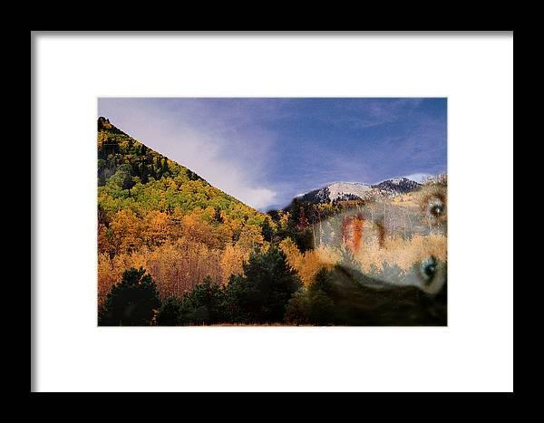 Lockett Meadow Framed Print featuring the photograph Lockett Meadow Looks Back by Richard Henne