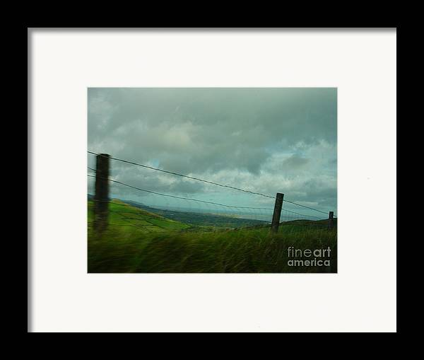 Tralee Bay Framed Print featuring the photograph Looking For Tralee by PJ Cloud