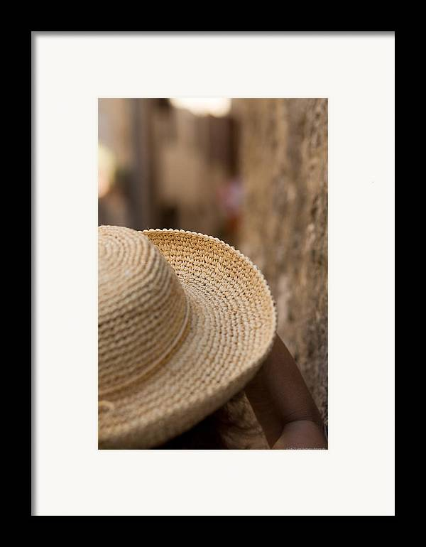 Italy Framed Print featuring the photograph Looking Thrugh Your Eyes by Luigi Barbano BARBANO LLC