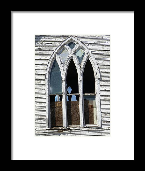 Church Framed Print featuring the photograph Lost by Gale Cochran-Smith