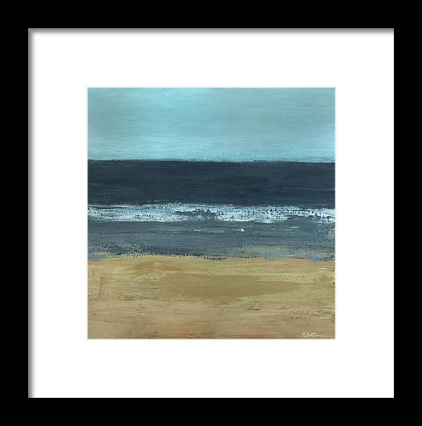 Canvas Print Framed Print featuring the painting Lost In Time by K Batson Art