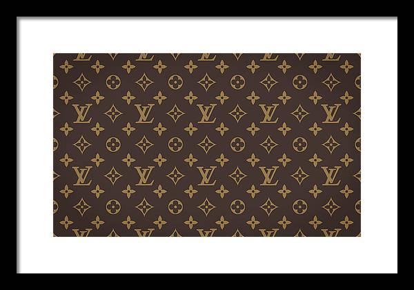 Louis Vuitton Framed Art Prints Fine Art America