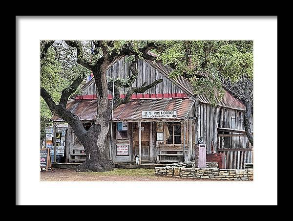 Luckenbach Texas by JC Findley