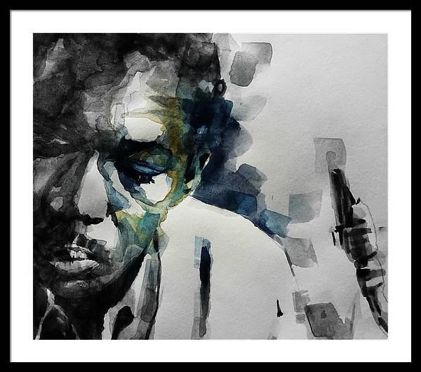 Lush Life  John Coltrane  by Paul Lovering