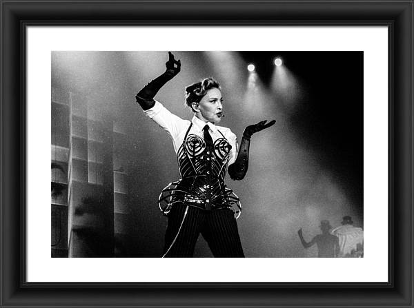 Madonna Vogue by Fabio Gibelli Photography