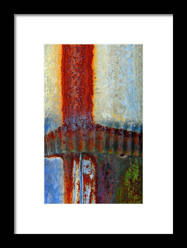 Skip Hunt Framed Print featuring the photograph Magma by Skip Hunt