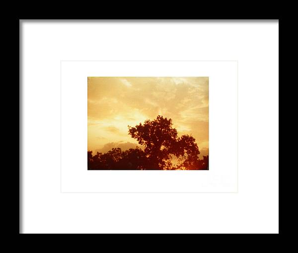 Landscape Framed Print featuring the photograph Majestic Sky by Hal Newhouser