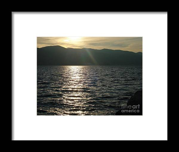 Croatia Framed Print featuring the photograph Make a wish by De La Rosa Concert Photography