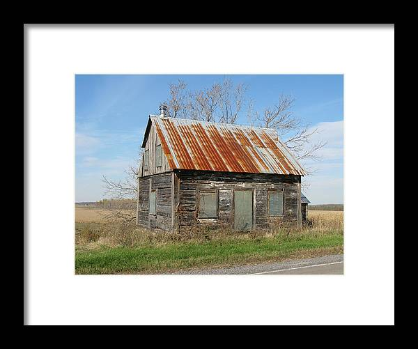 Farmhouses Framed Print featuring the photograph Make A Wish by Richard Stanford