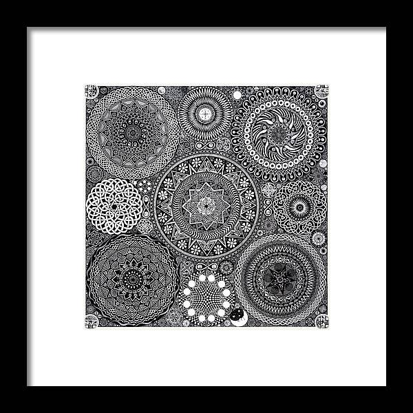 Nice Mandala Bouquet Gallery - Coloring Pages Online ...