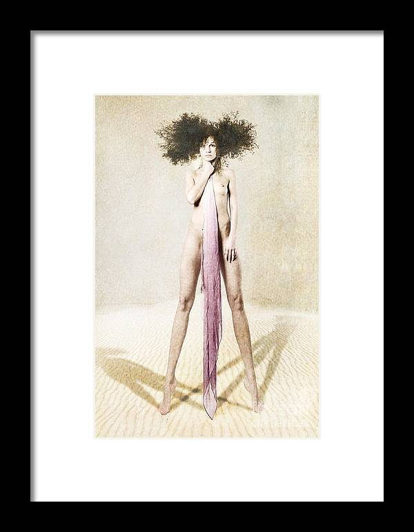 Framed Print featuring the photograph Mannequin by Zygmunt Kozimor