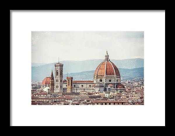 Kremsdorf Framed Print featuring the photograph Medieval Echoes by Evelina Kremsdorf
