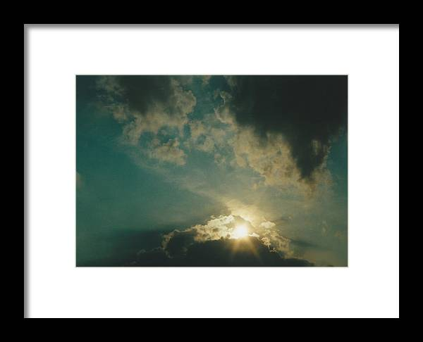 Landscape Framed Print featuring the photograph Medina Ohio by Gene Linder