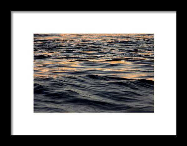 Landscape Framed Print featuring the photograph Meditation by Brad Scott