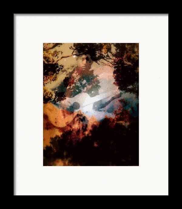 Tropical Interior Design Framed Print featuring the photograph Mele Ho Oipoipo by Kenneth Grzesik