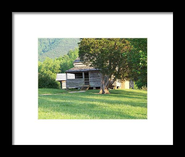 Homestead Framed Print featuring the photograph Memories by Jessica Burgett