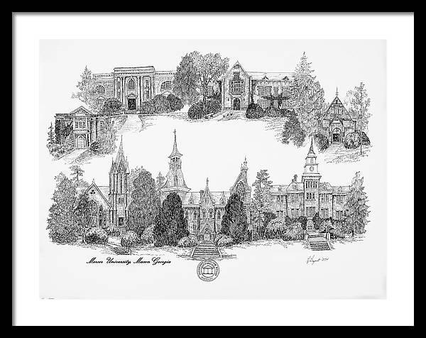 Mercer University by Jessica Bryant