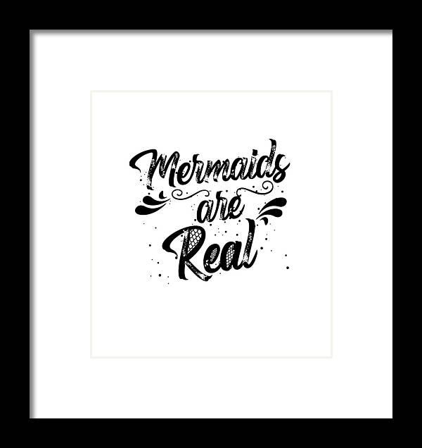 Mermaid Art Framed Print featuring the digital art Mermaid Art by Lori Abraham