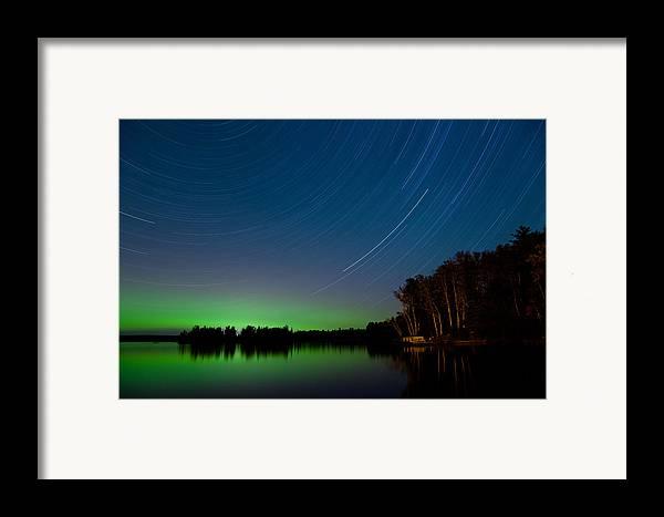Minnesota Framed Print featuring the photograph Minnesota Magic by Adam Pender