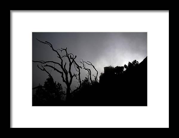 Montserrat Framed Print featuring the photograph Misty Montserrat by Jason Hochman