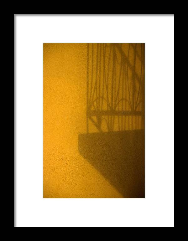 Montreal Framed Print featuring the photograph Montreal Shadow 1 by Art Ferrier