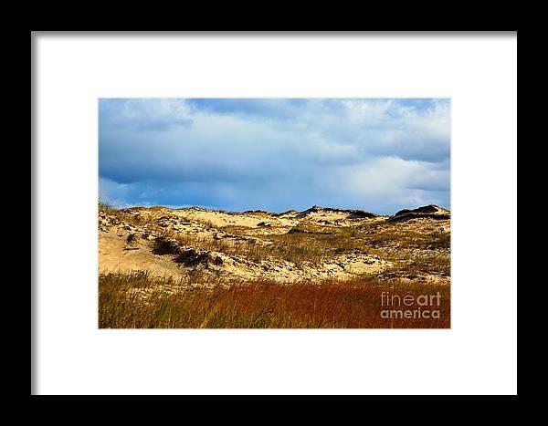 Sun Shine Nature Framed Print featuring the photograph Moon Walk by Robert Pearson