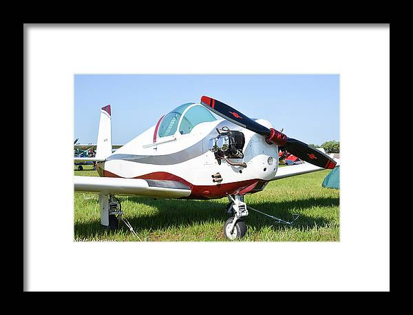 Mooney Framed Print featuring the photograph Mooney Mite by Matt Abrams