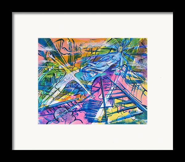 Dream Framed Print featuring the painting More Than A Dream by Rollin Kocsis