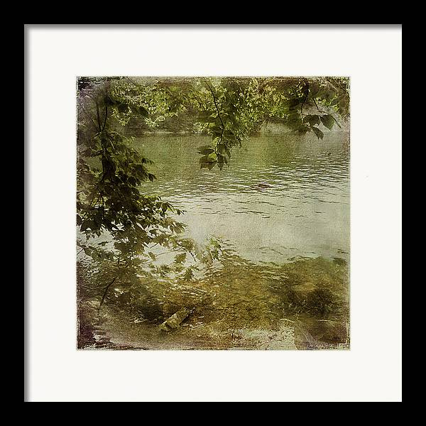 Morning Framed Print featuring the photograph Morning by Inesa Kayuta