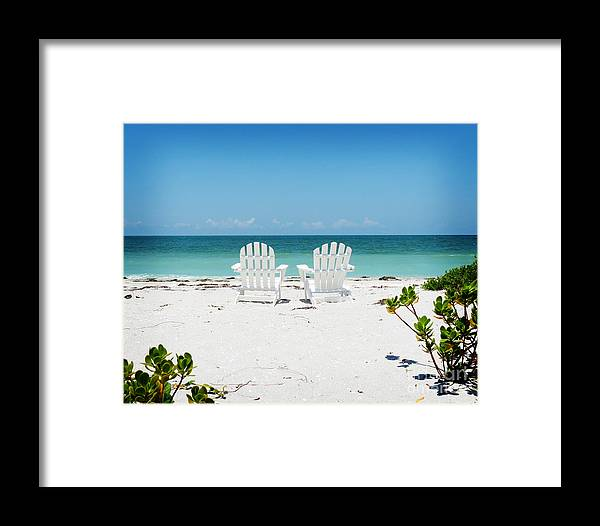 Florida Framed Print featuring the photograph Morning View by Chris Andruskiewicz