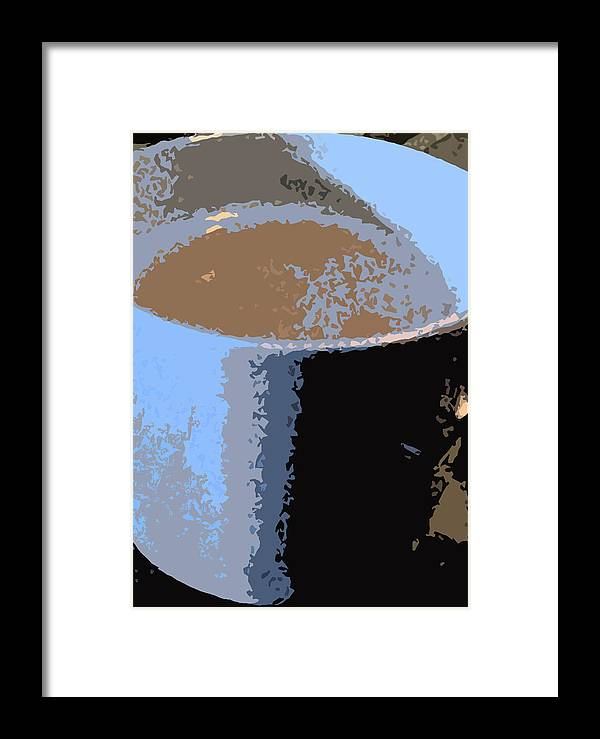 Coffee Framed Print featuring the painting Morning Wakeup Series 1 by Deborah Rosier