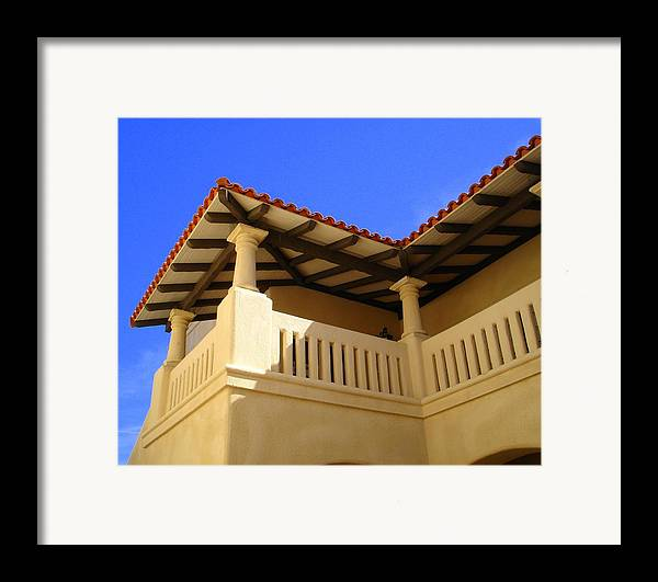 Morocco Framed Print featuring the photograph Moroccan Influence II by Lessandra Grimley