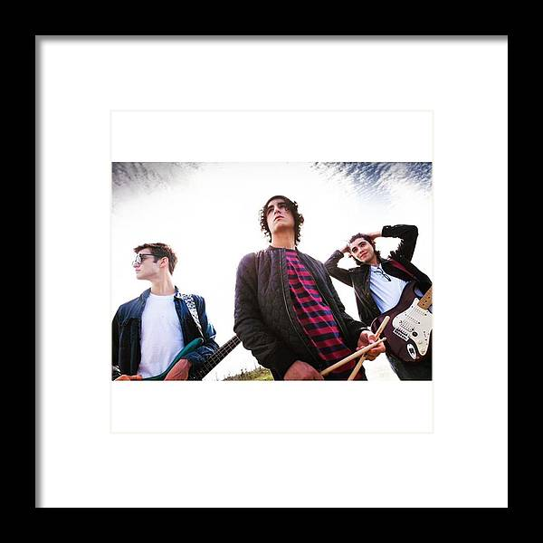 Miamiphotographer Framed Print featuring the photograph Mother Base Band , #miamiphotographer by Juan Silva