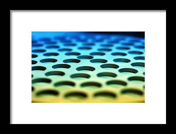 Industrial Framed Print featuring the photograph Mothership by Skip Hunt