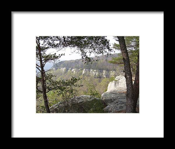 Mountains Framed Print featuring the photograph Mountains by Lindsay Clark