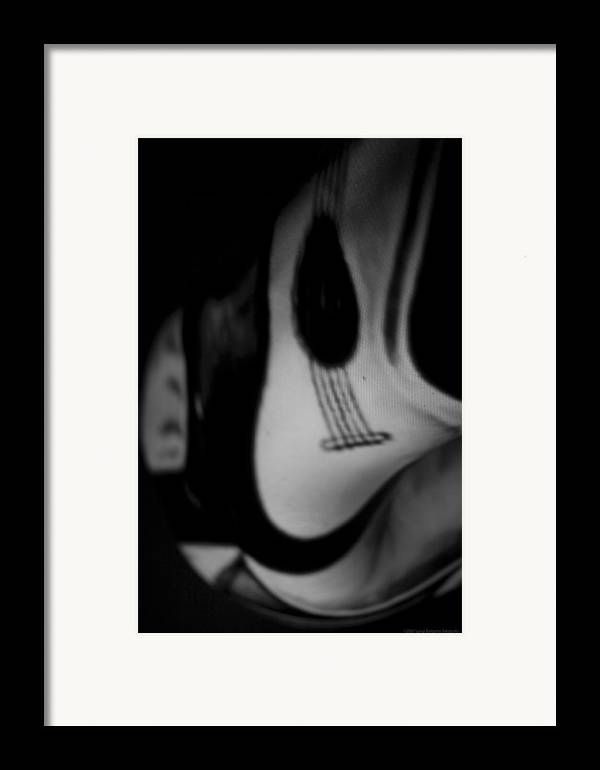 Nude Framed Print featuring the photograph Musical Soul by Luigi Barbano BARBANO LLC