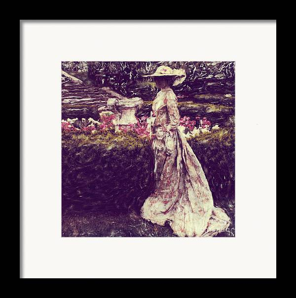 Polaroid Framed Print featuring the photograph Muted Reflections by Steven Godfrey