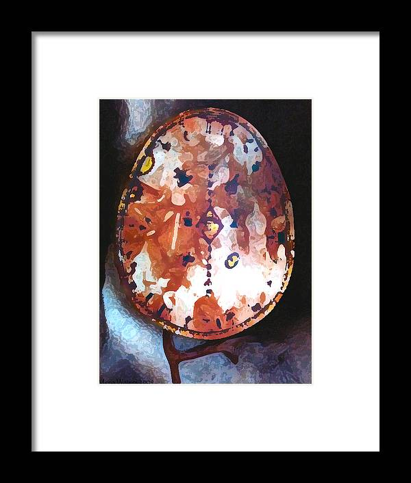 Magic Framed Print featuring the photograph My Magic Drum by Merja Waters