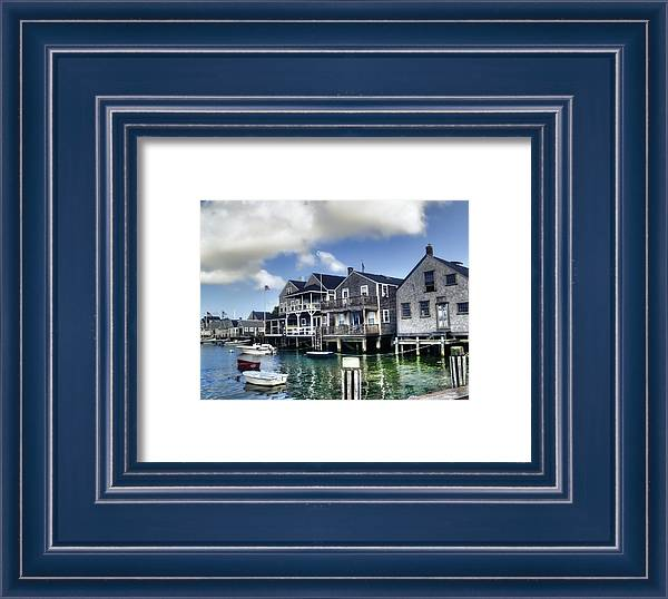 Nantucket Harbor in Summer by Tammy Wetzel