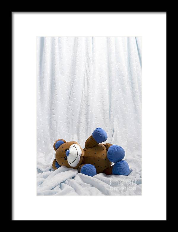 Baby Framed Print featuring the photograph Naptime 2 by Jeannie Burleson