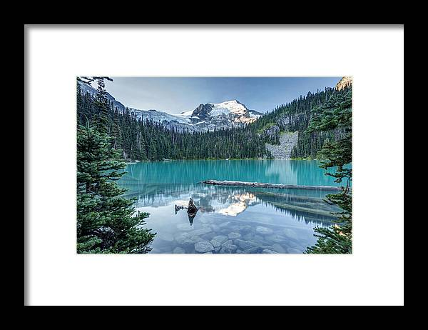 Natural Beautiful British Columbia Framed Print By Pierre Leclerc Photography